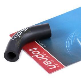 Kupte a vyměňte Vakuová hadice, brzdový systém TOPRAN 103 405