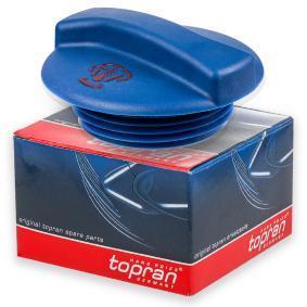 103 451 TOPRAN mit Dichtung Verschlussdeckel, Kühlmittelbehälter 103 451 günstig kaufen