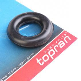 buy and replace Holding Bracket, silencer TOPRAN 104 293