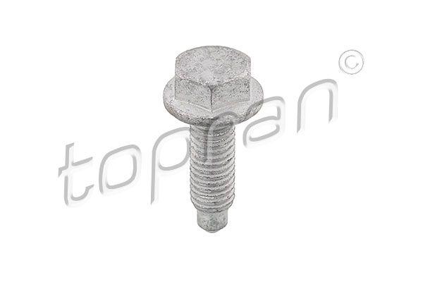 VW POLO 2012 Befestigungsmaterial - Original TOPRAN 107 194