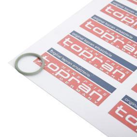 107 316 TOPRAN O-ring, instrutning 107 316 köp lågt pris