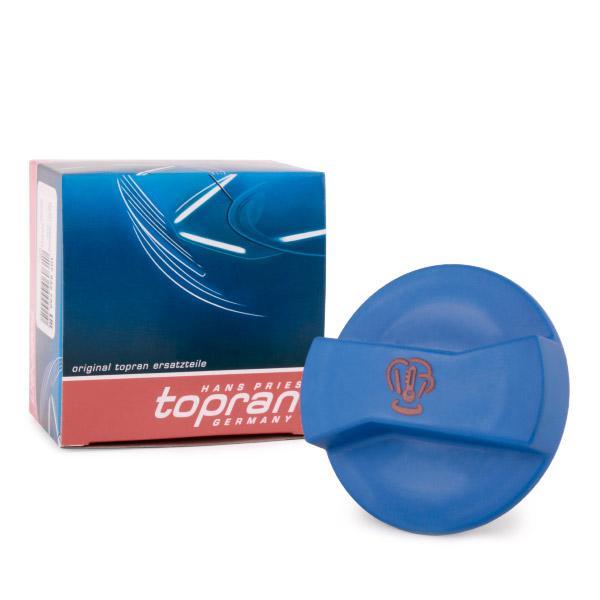 Acheter Bouchon réservoir de liquide de refroidissement TOPRAN 107 532 à tout moment