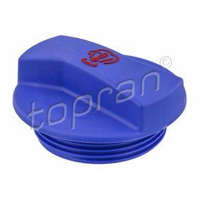 107 532 Verschlussdeckel, Kühlmittelbehälter TOPRAN - Markenprodukte billig