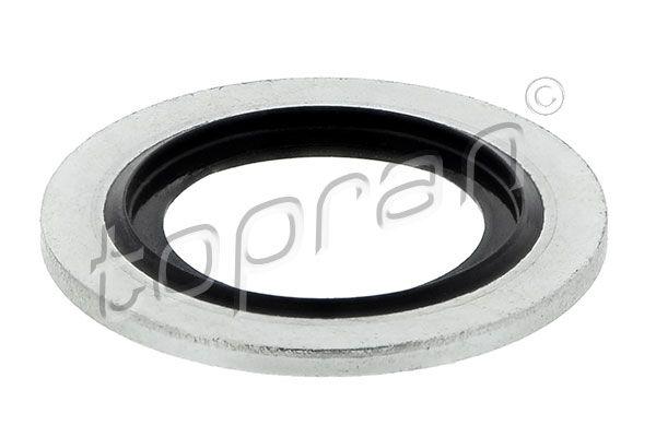Zündkerzensatz TOPRAN 107 851