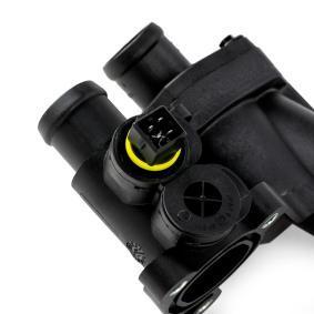 108 184 Thermostatgehäuse TOPRAN - Markenprodukte billig