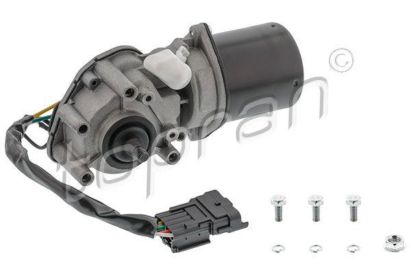 Купете 2101G TOPRAN с гайка, на предната ос отляво, на предната ос отдясно, газов, макферсън, носещ пружина амортисьор, отгоре щифт, вилка отдолу Амортисьор 108 268 евтино