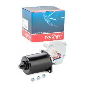 TOPRAN přední Motor stěračů 108 792 kupte si levně
