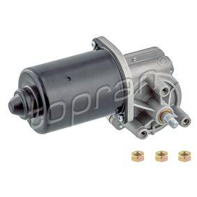 108 792 Wischermotor TOPRAN in Original Qualität