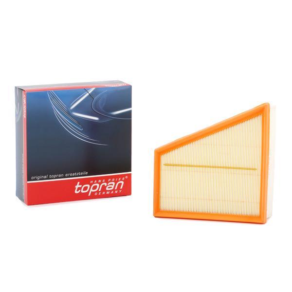 Zracni filter 109 042 TOPRAN - samo novi deli
