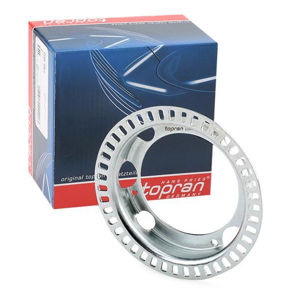 109 482 TOPRAN Vorderachse beidseitig Sensorring, ABS 109 482 günstig kaufen