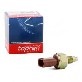 Rückfahrleuchte TOPRAN 102 938 Schalter