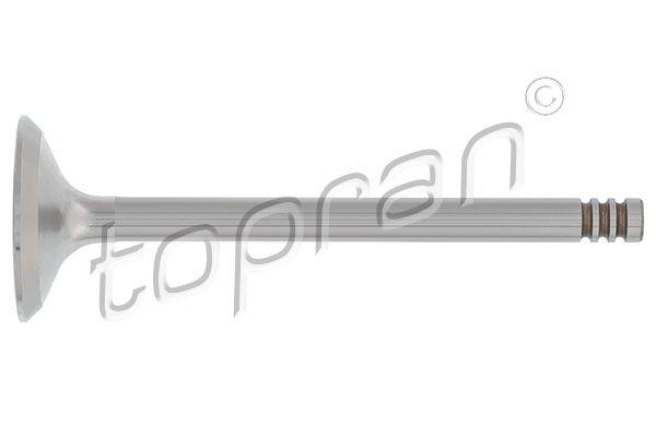 Inloppsventil 110 204 TOPRAN — bara nya delar