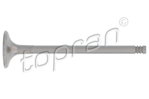 Inloppsventil 110 210 TOPRAN — bara nya delar