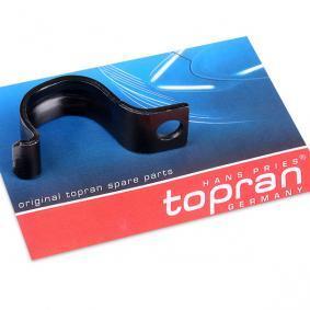 110 910 TOPRAN Vorderachse beidseitig Halter, Stabilisatorlagerung 110 910 günstig kaufen