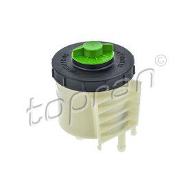 110 978 TOPRAN mit Deckel Ausgleichsbehälter, Hydrauliköl-Servolenkung 110 978 günstig kaufen