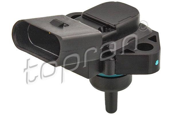 Sensor, Saugrohrdruck TOPRAN 111 415