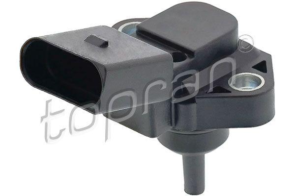 Sensor, Saugrohrdruck TOPRAN 111 417