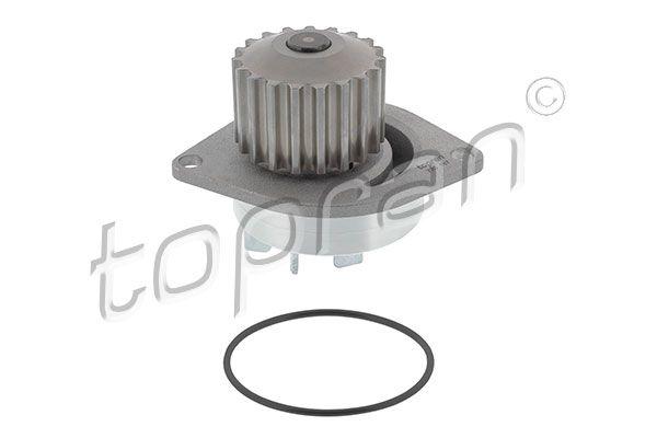 Inloppsventil 201 268 TOPRAN — bara nya delar