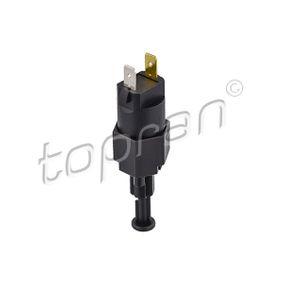 Włącznik świateł STOP TOPRAN 202 165 kupić i wymienić