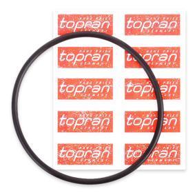 Kúpte a vymeňte Tesnenie termostatu TOPRAN 202 327