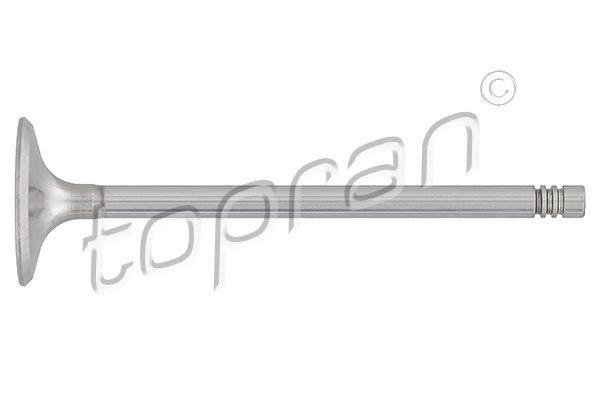Inloppsventil 205 156 TOPRAN — bara nya delar