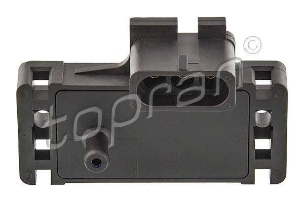 TOPRAN Sensor, Ladedruck 206 952
