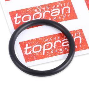 207 050 TOPRAN NBR (nitrile butadiene rubber) Thickness: 2mm, Ø: 22mm, Inner Diameter: 18mm Seal, oil drain plug 207 050 cheap