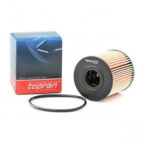 302 318 TOPRAN mit Dichtung, Filtereinsatz Ölfilter 302 318 günstig kaufen