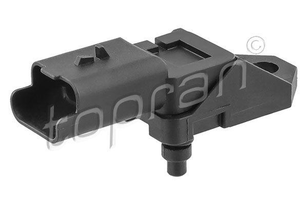 Sensor, Saugrohrdruck TOPRAN 302 641