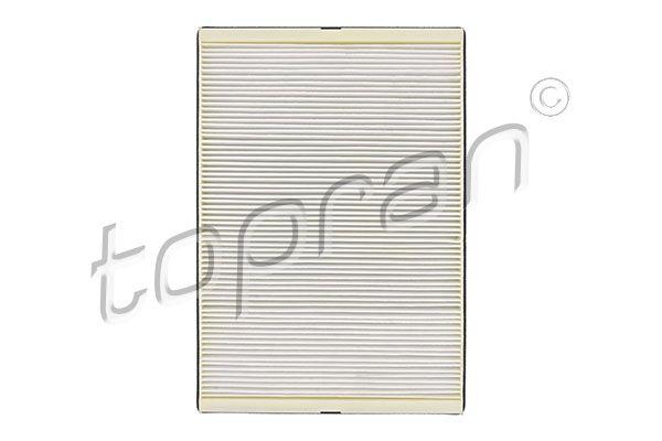 Heizung fürs Auto Mercedes W168 2000 - TOPRAN 400 200 (Breite: 251mm, Höhe: 25mm, Länge: 361mm)
