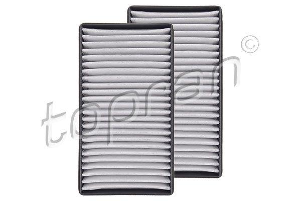 TOPRAN Filter, Innenraumluft 500 670