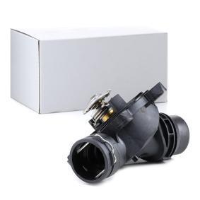 501 144 TOPRAN Öffnungstemperatur: 88°C, mit Dichtung, mit Klammer, mit Gehäuse, Kunststoffgehäuse Thermostat, Kühlmittel 501 144 günstig kaufen