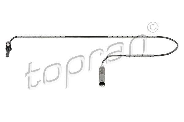 TOPRAN Sensor, wheel speed 501 466