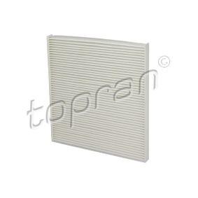 Filtr, vzduch v interiéru 700 257 pro RENAULT SCÉNIC I (JA0/1_) — využijte skvělou nabídku ihned!