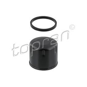 Kúpte a vymeňte Olejový filter TOPRAN 700 329