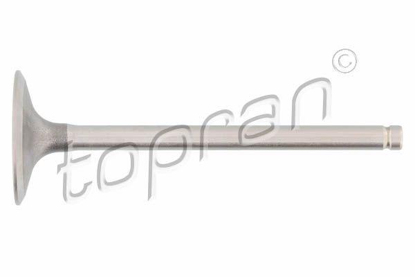 Inloppsventil 700 655 TOPRAN — bara nya delar