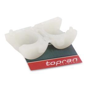 Įsigyti ir pakeisti įvorė, selektorius / pavarų svirtis TOPRAN 700 671