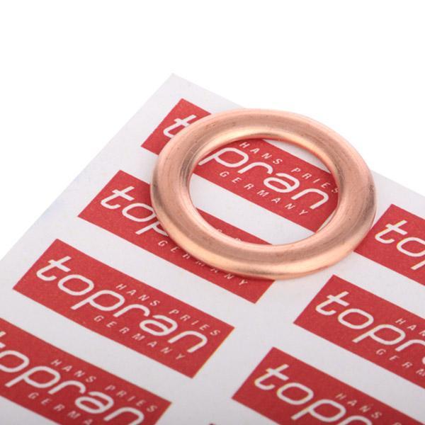 Original Уплътнителен пръстен, пробка за източване на маслото 720 303 Ауди