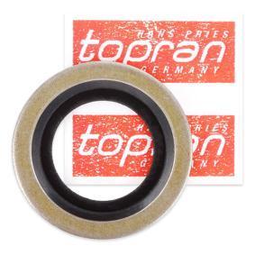 Anello di tenuta, vite di scarico olio 721 133 con un ottimo rapporto TOPRAN qualità/prezzo