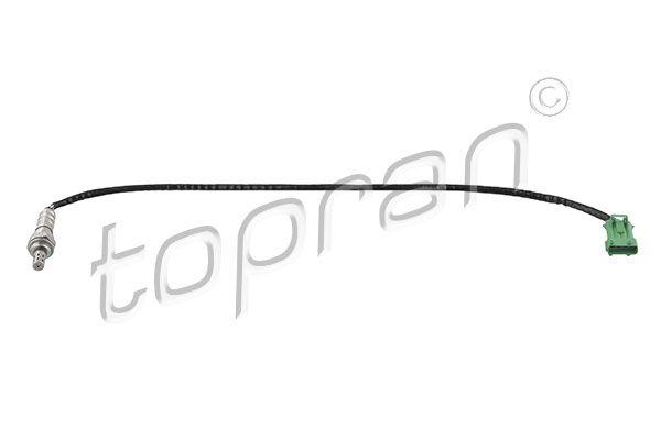O2 sensor 721 860 TOPRAN — only new parts