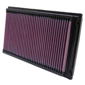 33-2031-2 Luftfilter K&N Filters Erfahrung