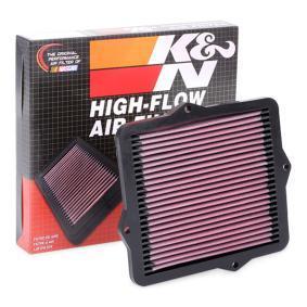 Filtr powietrza 33-2047 HONDA CIVIC w niskiej cenie — kupić teraz!