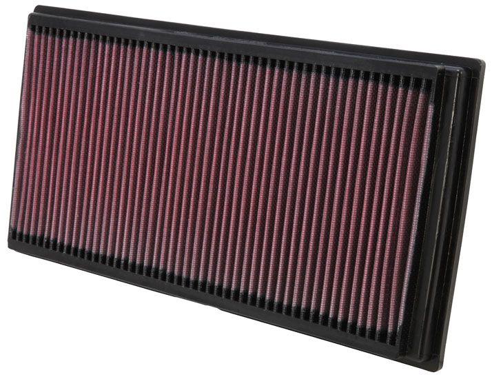 Achat de 33-2128 K&N Filters Filtres de longue durée Longueur: 356mm, Longueur: 356mm, Largeur: 183mm, Hauteur: 32mm Filtre à air 33-2128 pas chères