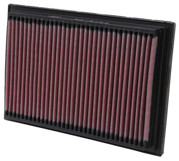 33-2182 K&N Filters Langzeitfilter Länge: 246mm, Länge: 246mm, Breite: 167mm, Höhe: 29mm Luftfilter 33-2182 günstig kaufen