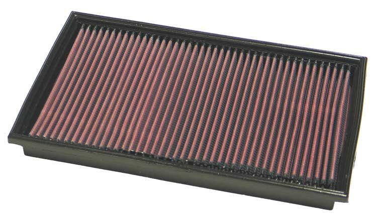 33-2184 K&N Filters Langzeitfilter Länge: 308mm, Länge: 308mm, Breite: 187mm, Höhe: 29mm Luftfilter 33-2184 günstig kaufen