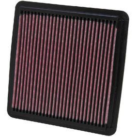 33-2304 Luchtfilter K&N Filters originele kwaliteit