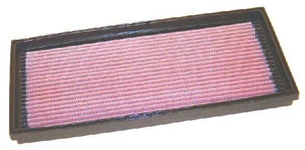 Köp K&N Filters 33-2538 - Luftfilter till Volvo: Långtidsfilter L: 333mm, L: 333mm, B: 160mm, H: 30mm