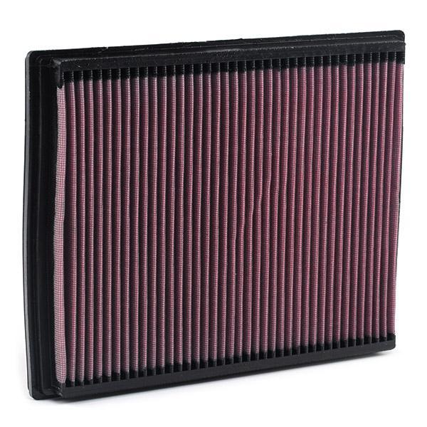 332787 Luftfilter K&N Filters 33-2787 - Stort udvalg — stærkt reduceret