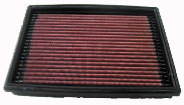 Origine Filtre à air K&N Filters 33-2813 (Longueur: 206mm, Longueur: 206mm, Largeur: 170mm, Hauteur: 29mm)