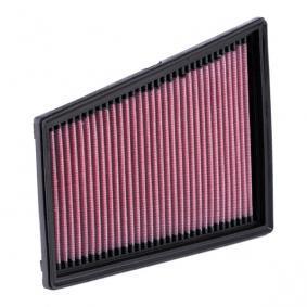 332849 Luchtfilter K&N Filters 33-2849 - Geweldige selectie — enorm verlaagd